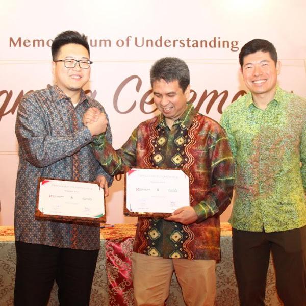Kerjasama Sinar Mas Land dan Grab Untuk Membangun dan Meningkatkan Ekosistem Digital Indonesia