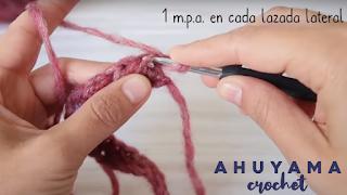 crochet tejer turbante tutorial