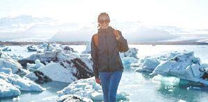 Nature tourism Jokulsarion Ice Lake, iceland city