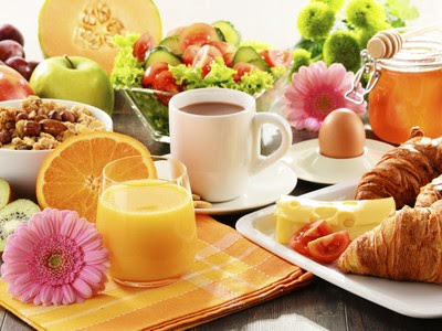 Tips IELTS of your breakfast