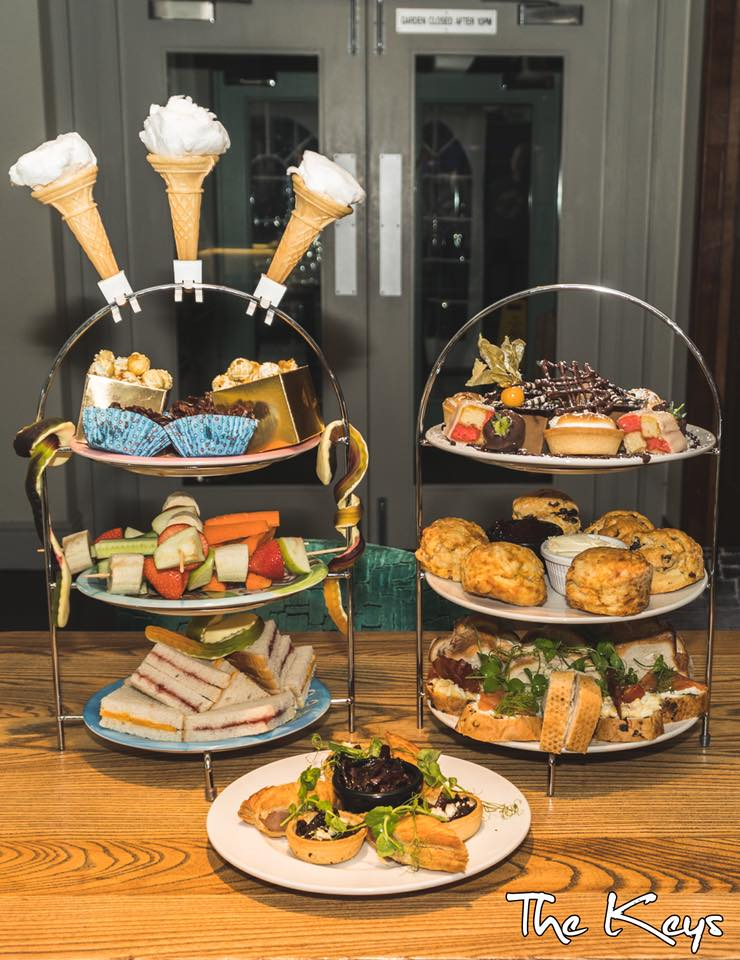 10 Places you can book Children's Afternoon Tea in North East England - The Keys at Yarm