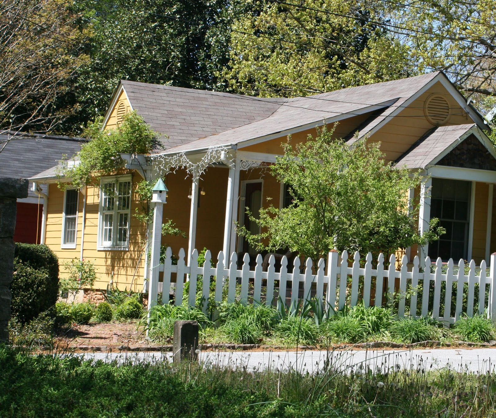 Ontario Park Bungalow Blog: Pine Lake: The Blog: Cottages And Cabins And Bungalows, Oh