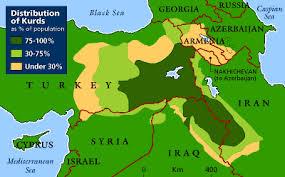 Kurds turkey iran iraq syria
