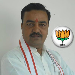 New BJP Chief from UP - Keshav Prasad Maurya