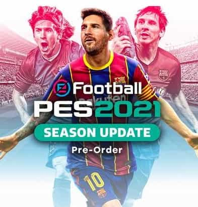 PES 2021 PPSSPP (PS5 Camera) Download for Android