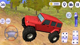 Offroad Jeep SUV 4X4 Simulator Game