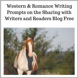 Western Romance Writing Prompts for Writing Group Quick Writes Free Instant Download