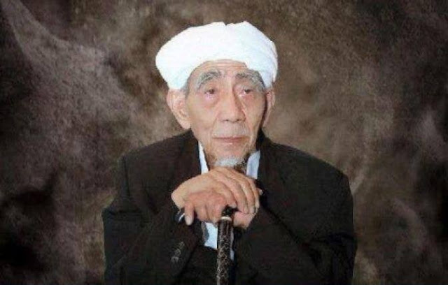 KH Maimoen Zubeir died in Makkah