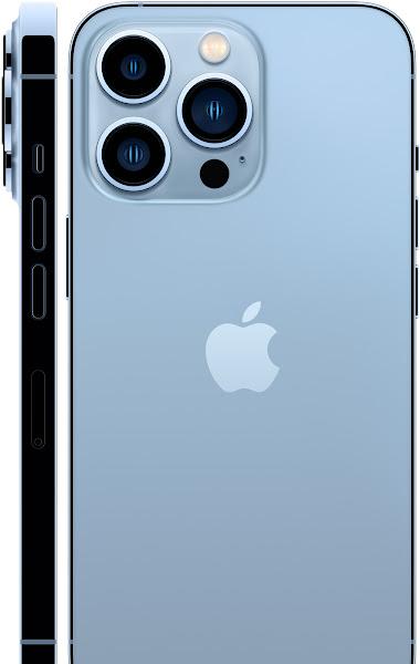 iPhone 13 Pro e Pro Max anunciados com ProMotion de 120Hz