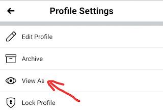 Facebook Par Follow Button Kaise Check Kare