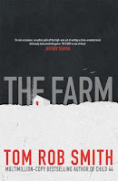 The Farm by Tom Rob Smith book cover