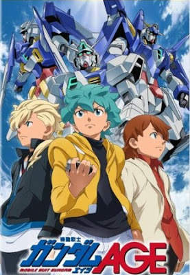 Download Mobile Suit Gundam AGE Subtitle Indonesia Batch Episode 1-49