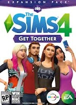 The Sims 4 Get Together + All Previous Update & DLCs (Exp )