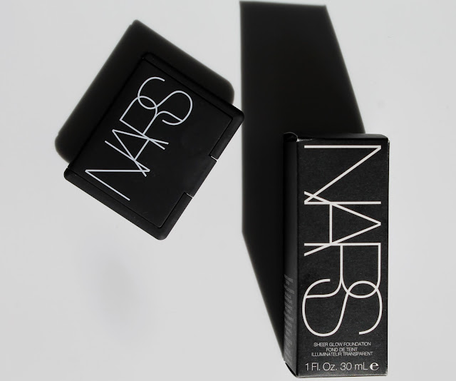 Nars Orgasm and Nars Sheer Glow