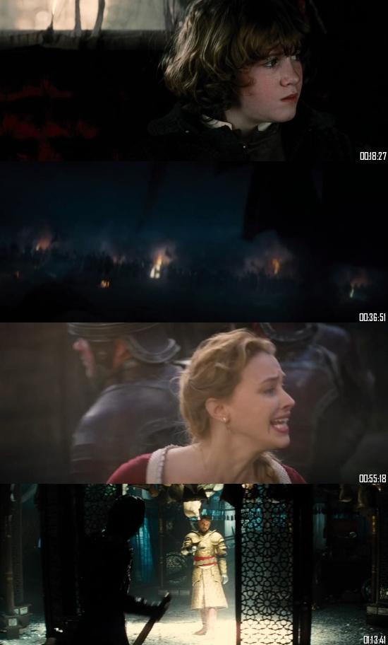 Dracula Untold 2014 BRRip 720p 480p Dual Audio Hindi English Full Movie Download