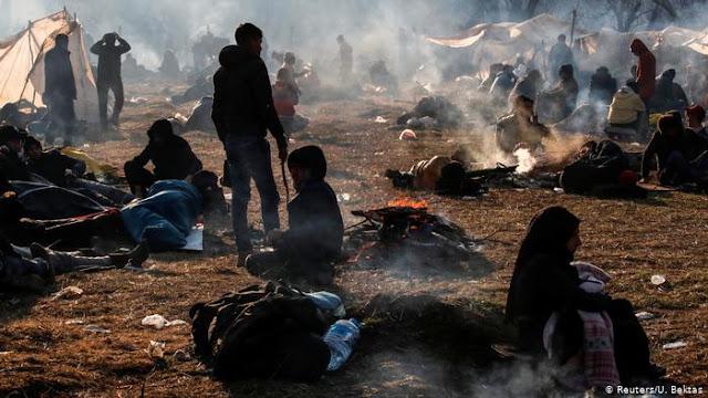 Το «φριχτό παιχνίδι» του Ερντογάν με τους πρόσφυγες