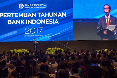 "Presiden Jokowi: Kepala Negara Bingung Hadapi ""Disruptive Innovation"" Yang Cepat"