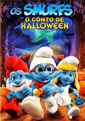 Os Smurfs: O Conto de Halloween Dual Áudio 2013 - BluRay 1080p Remux