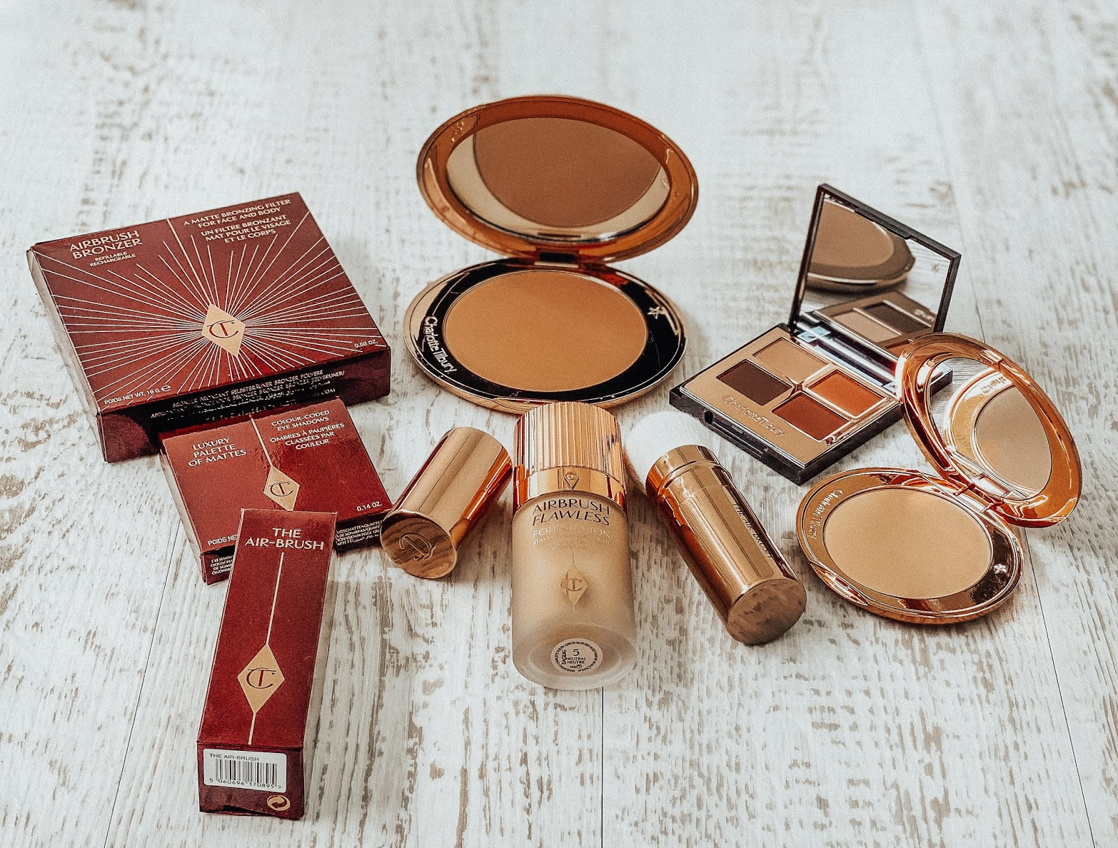 Charlotte Tilbury Airbrush Review