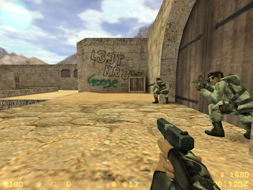 Counter Strike 1.8 Full Edition ~ Stuff Priest...