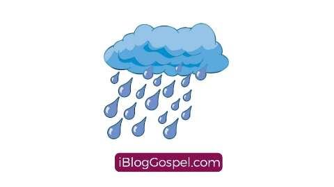 Biblical Meaning Of Rain In Dreams