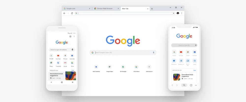Google Chrome 76 released for Windows, Linux and Mac