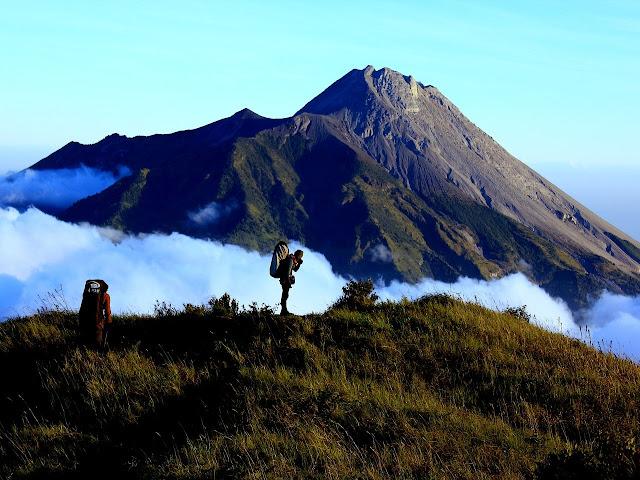pendakian gunung merbabu via selo jawa tengah
