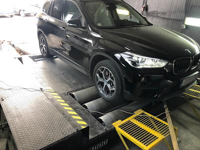 BMW zamer moshnosti