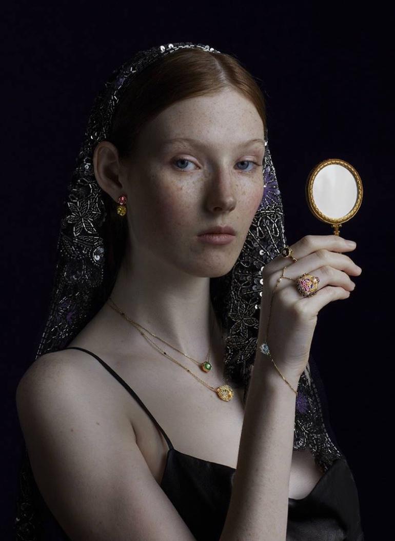 82409f76b Gucci Le Marché des Merveilles fine jewelry campaign