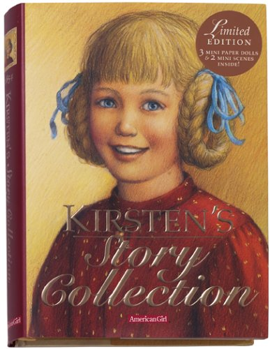 Kirsten's story collection book