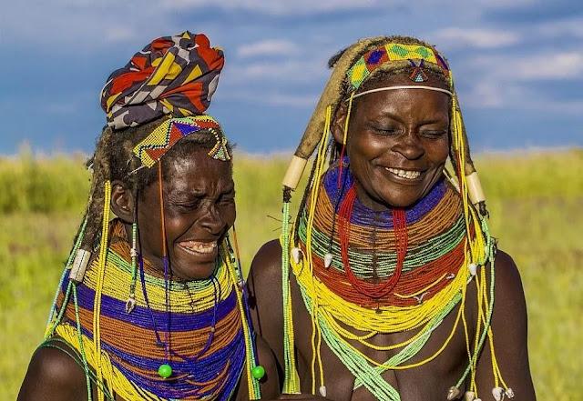Mwila tribe
