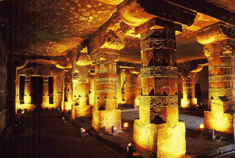 Loan With Bad Credit >> Ajanta Ellora Caves (INDIA)outlive your life
