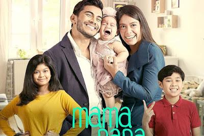 Sinopsis dan Senarai Pelakon Drama Mama Papa Ekspres