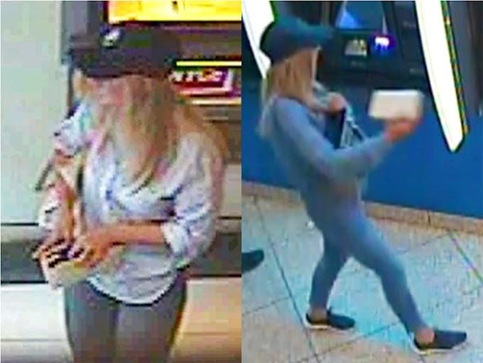 """Policía de NY busca a """"La Rubia"""" por robos de tarjetas de crédito en  bancos de Manhattan y Queens"""