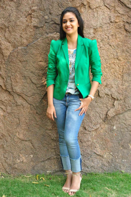 Hottest images of Keerthi Suresh