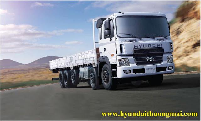 Hyundai HD369 | Hyundai 5 chân