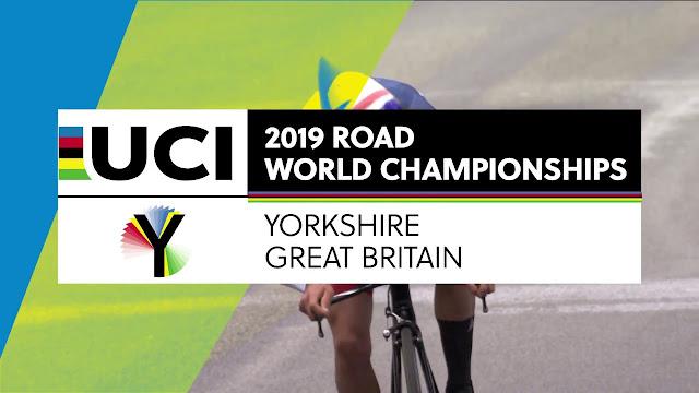 CICLISMO EN RUTA - Mundial 2019 (Yorkshire, Gran Bretaña)