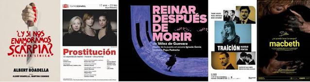 Las mejores Obras de Teatro de 2020, Mejores Espectáculos de El blog de Juan Carlos