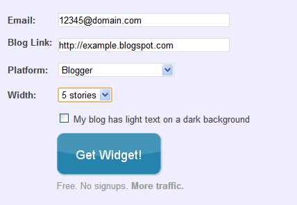 Add Related Post Widget in Blogger 2015