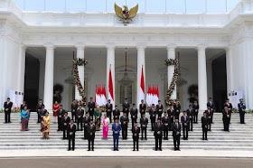 Jokowi Minta Maaf Soal Susunan Kabinet