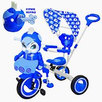 royal ry3788sc jacq bmx baby tricycle
