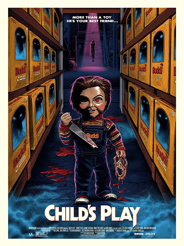 Full Movie Child's Play 2019