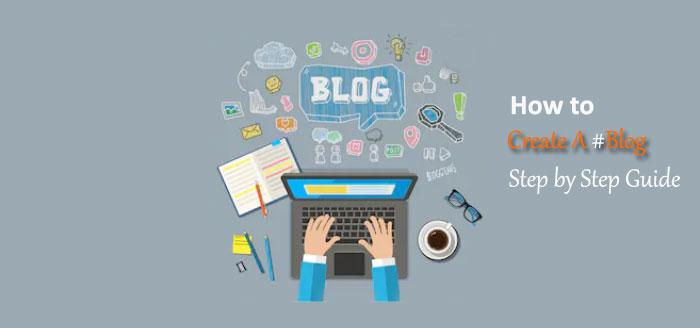 Blog kaise banaye