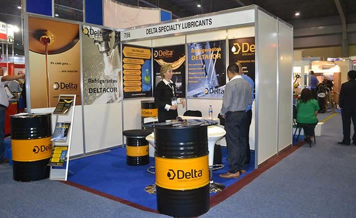 La empresa española Delta Specialty Lubricants, fabricante de fluidos de corte, tiene grandes expectativas de crecimiento en México. (Foto: VI)