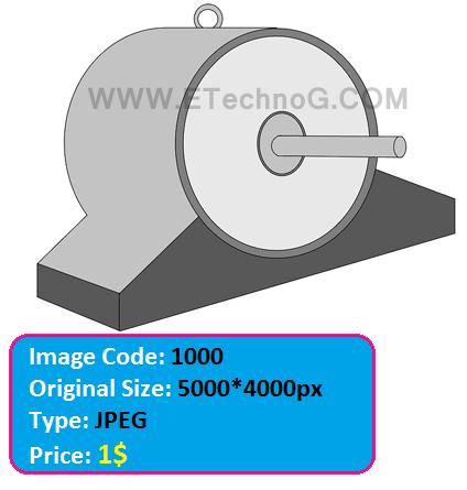 electrical motor illustration image, motor drawing, motor image, motor photos