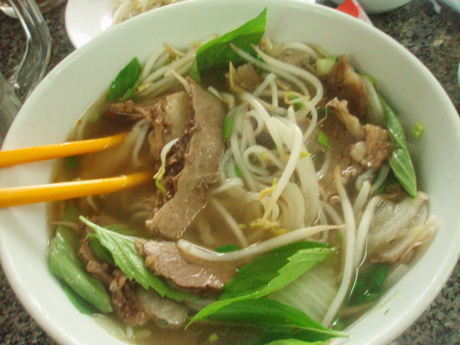 Pho in Ho Chi Minh City