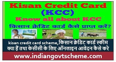kisan+credit+card+scheme