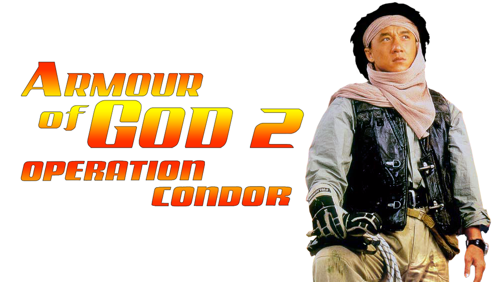 Armour of God II: Operation Condor 1991 Hindi Dubbed 720p BluRay