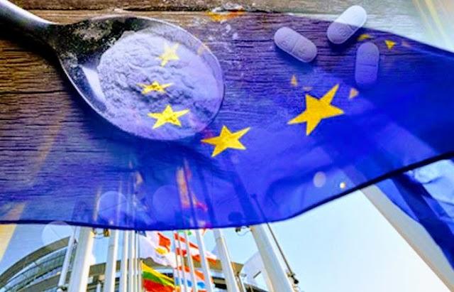 Informe advierte cómo narcotraficantes latinoamericanos redoblan exportaciones de drogas a Europa