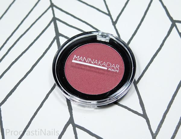 Manna Kadar Cosmetics Paradise Blush